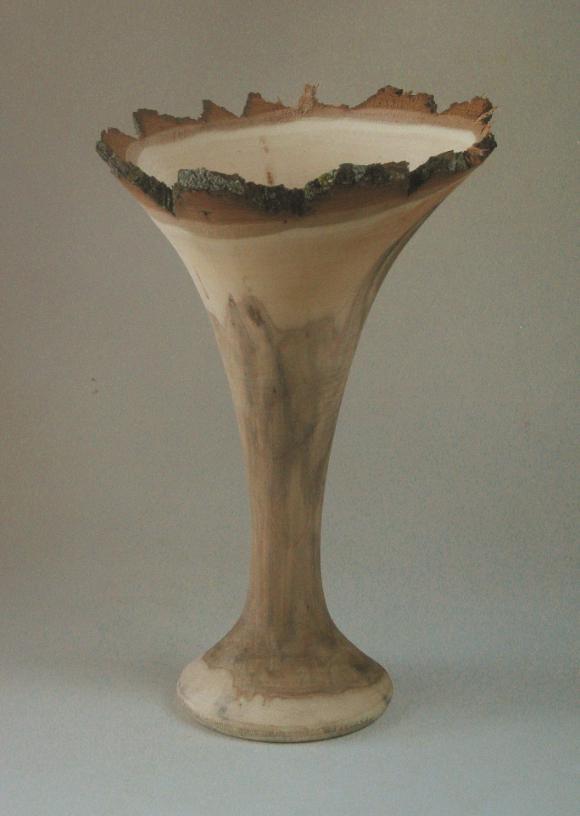 Trumpet Vase, Willow, 10/6/11